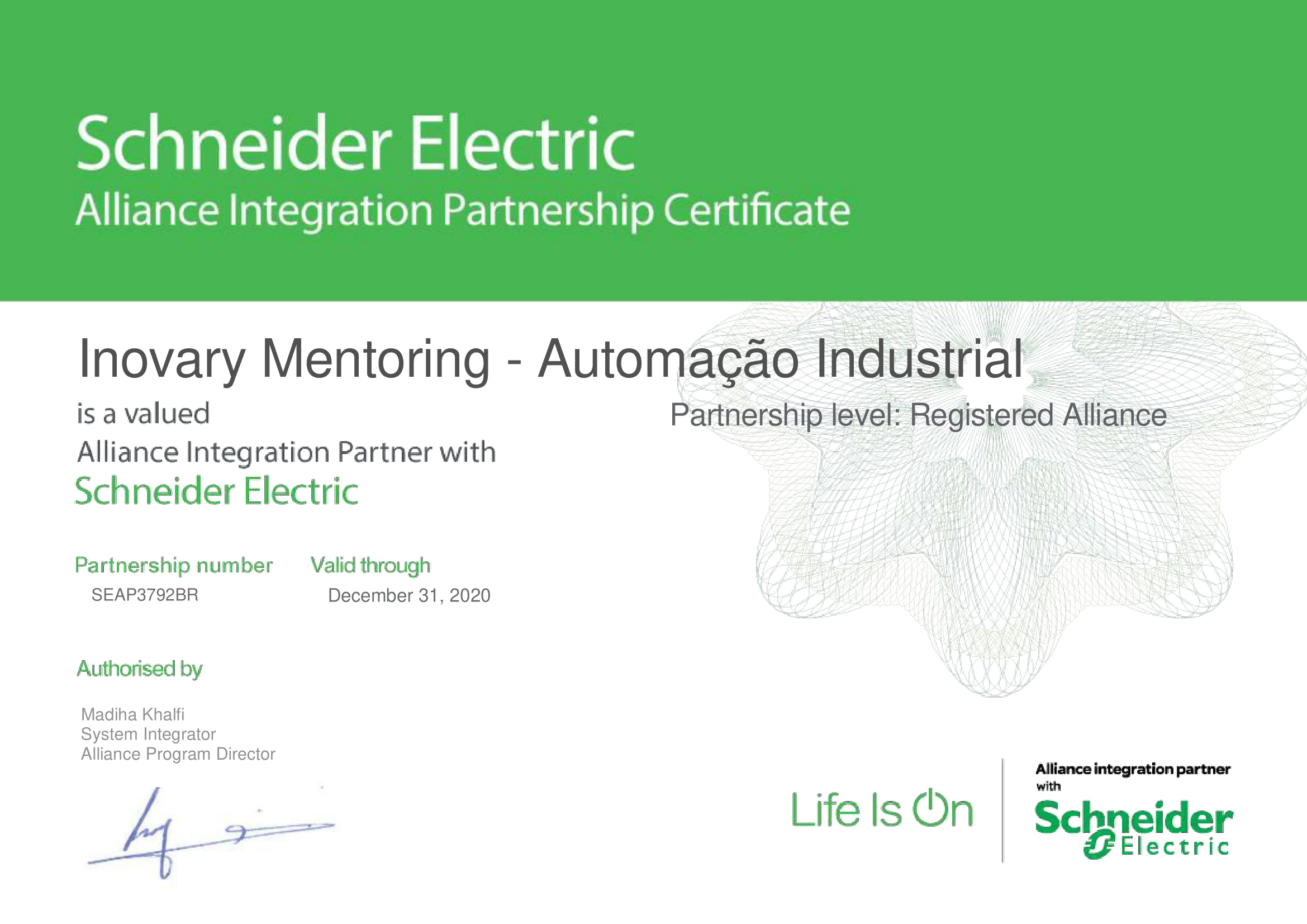 Inovary Mentoring - Automação Industrial - Registered Alliance-1
